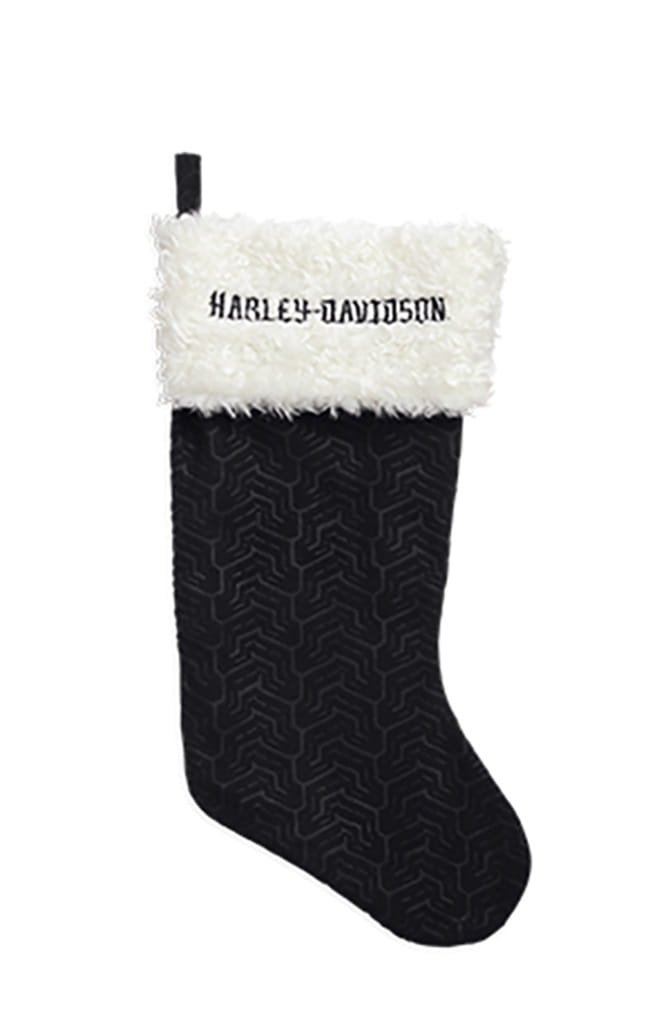 Harley-Davidson Christmas stocking - £20