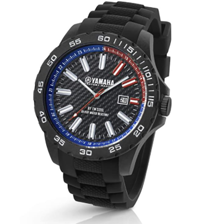Yamaha's TW Steel watch - £100