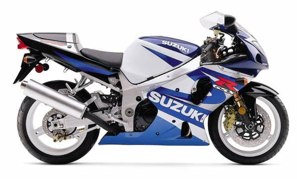 161bhp from a litre sportsbike was unheard of until Suzuki's GSX-R1000 K1 arrived in 2001