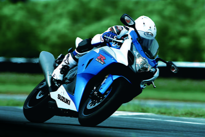 Suzuki's GSX-R1000 K9 didn't move the game on enough compared to rivals