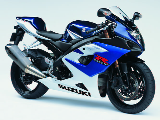 Suzuki based the 2015 GSX-S1000F engine on the K5