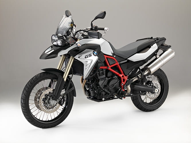 BMW's F800GS is a seriously good package