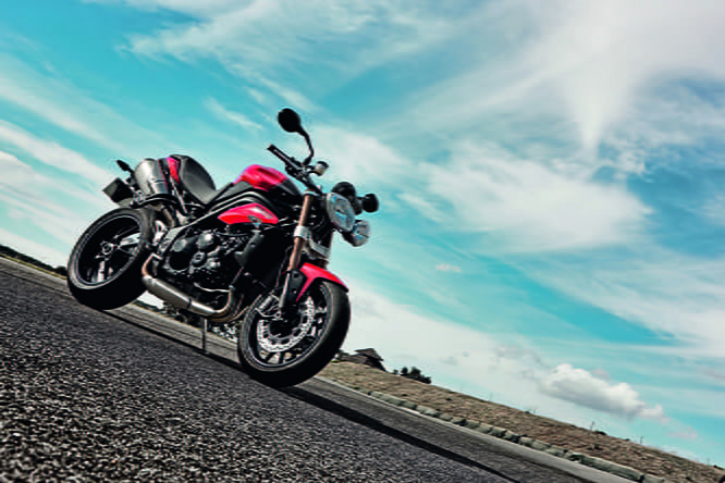 Expect to pay between £6000 - £6500 for a 2011 Speed Triple