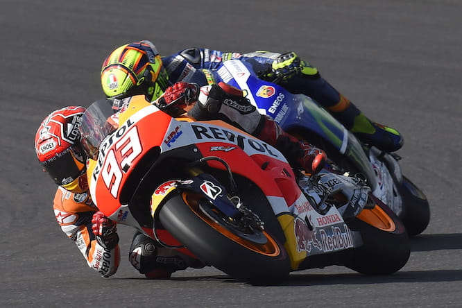 It all went wrong for Marquez in Argentina