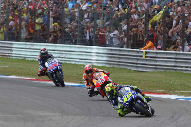 It was an epic MotoGP season