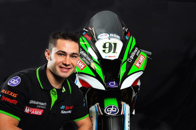 Leon Haslam will ride for GBmoto