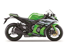 World Superbike dominator: Kawasaki ZX-10R