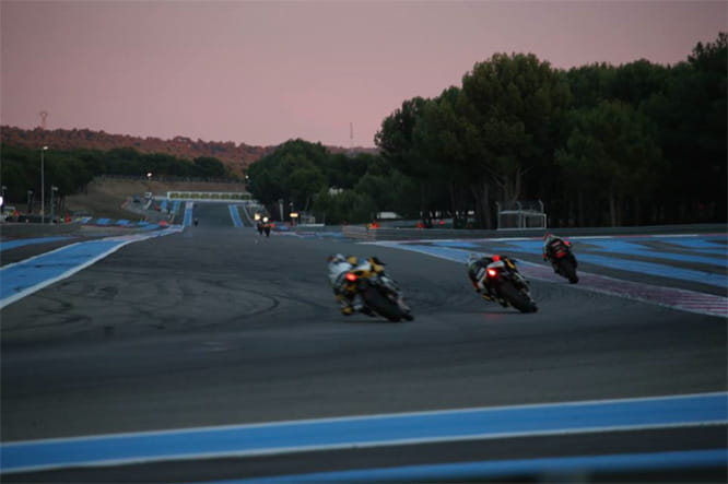 Fabulous atmosphere at the 24-hour Bol d'Or race