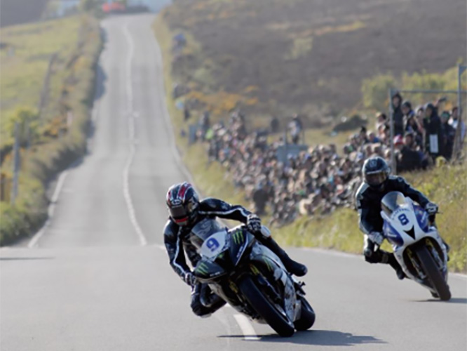 The one event you must attend in 2016 is the Isle of Man TT