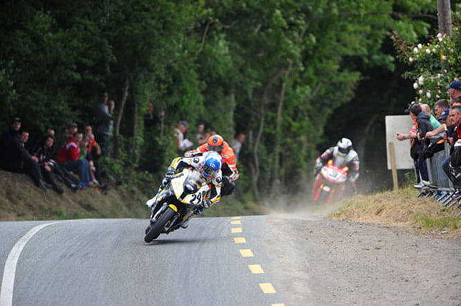 Over to the Emerald Isle for Skerries in July