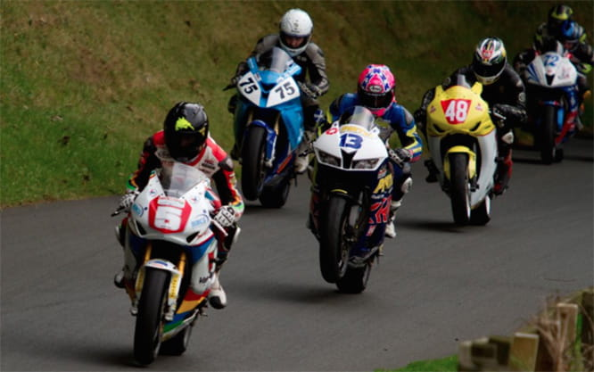 For the closest, madest, Irish road racing-style action head to Oliver's Mount in Scarborough