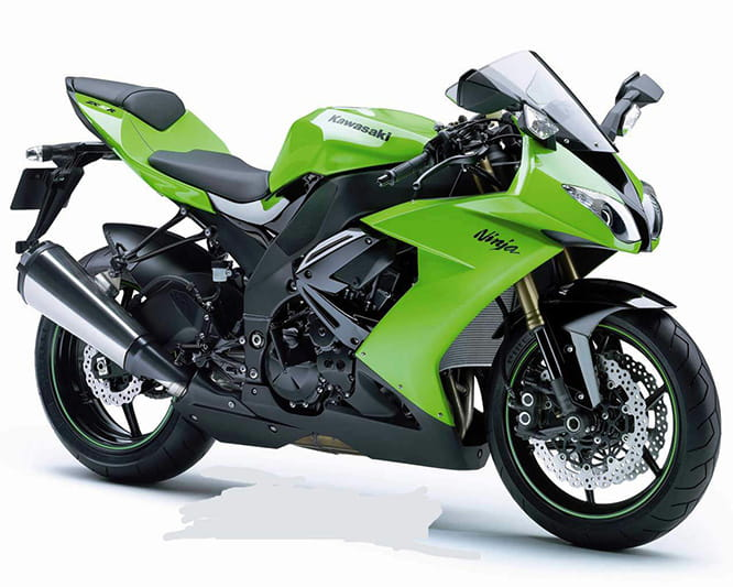 Sharper, more manoeuvrable and easier to ride version of the ZX-10R came in 2008