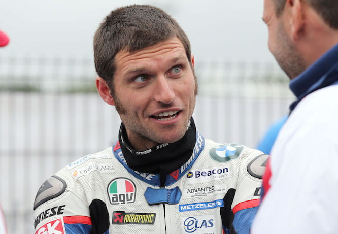Guy Martin says he's not done with bikes
