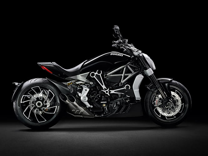 Ducati's XDiavel deserves to be in every sci-fi film not even made yet. Just look at it.