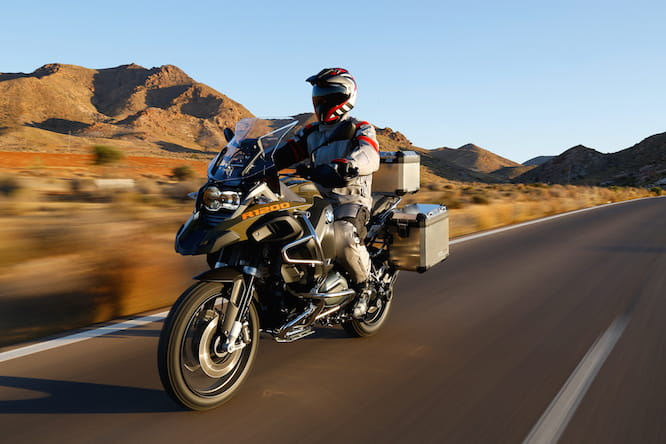 Almost 3000 R 1200 GS models were sold last year