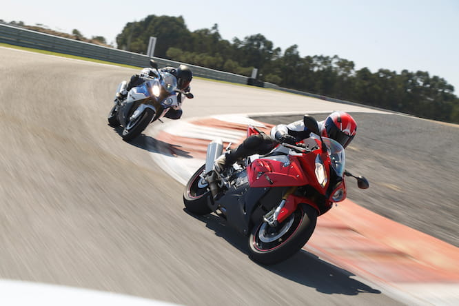 The S1000RR was the best-sold sports bike in 2015
