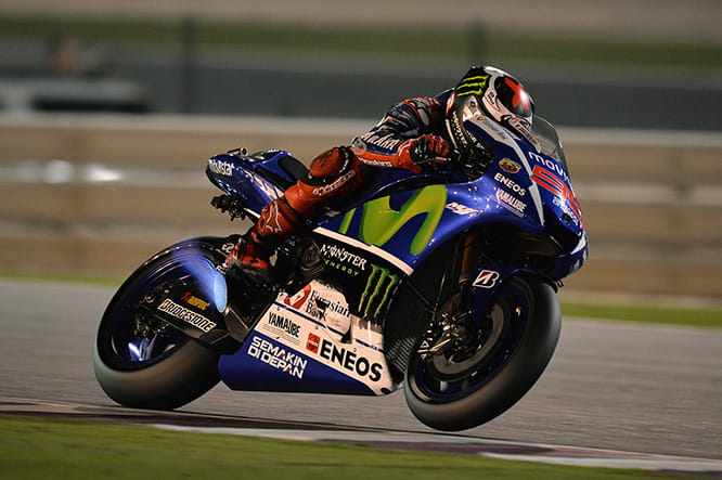 Jorge Lorenzo - Movistar Yamaha MotoGP 2015. World Champ.