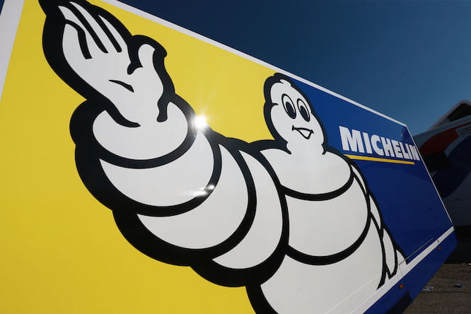 Michelin are back in MotoGP this year