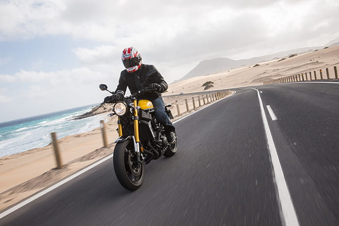 The XSR900 from Yamaha is the modern day 'every bike', the only it doesn't do well is tour