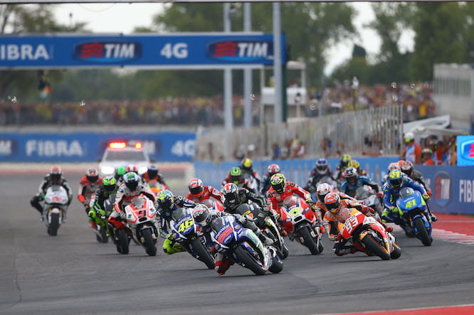 The 2016 MotoGP season is almost here