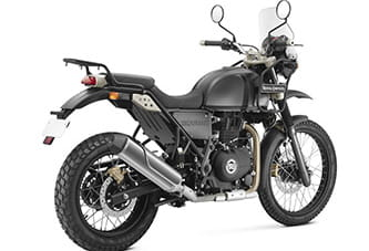 Rugged, reliable and robust according to Royal Enfield