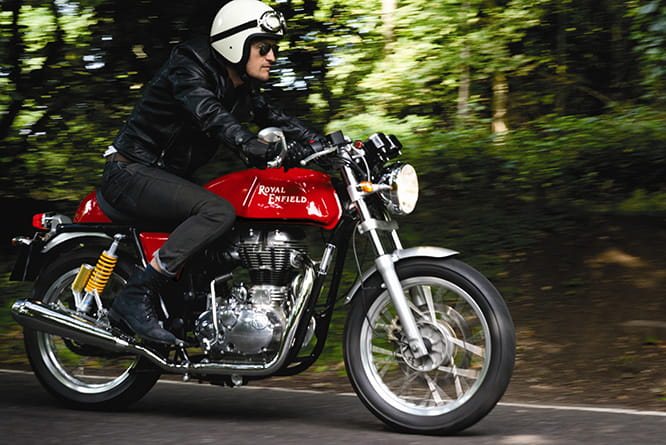 Royal Enfield Continental Gt 2014 Current
