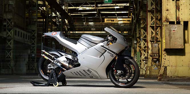 The Suter MMX 500 will be ripping its way around the Isle of Man TT circuit this June