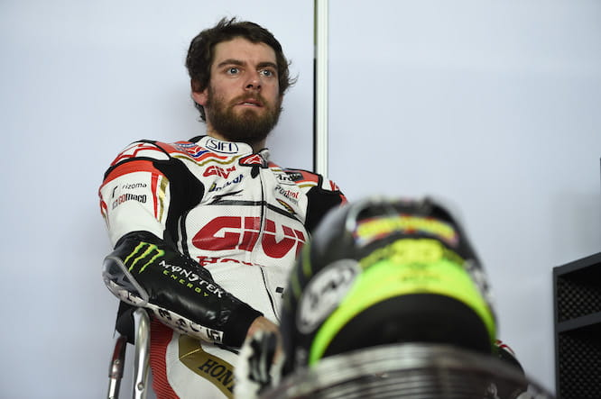 Crutchlow says there is a long way to go