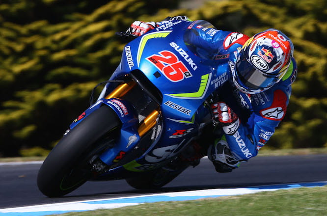 Vinales impressed on day 2 in Phillip Island