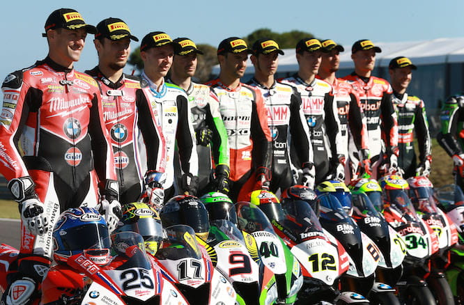 World Superbikes gets underway tomorrow