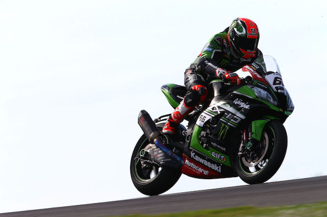 Tom Sykes is looking to topple Jonathan Rea this year