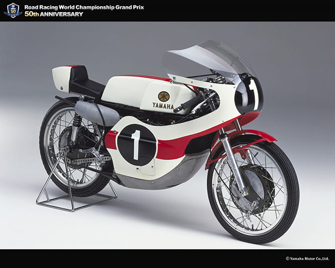 The RA31A had a two-stroke V4 won 10 races in '67