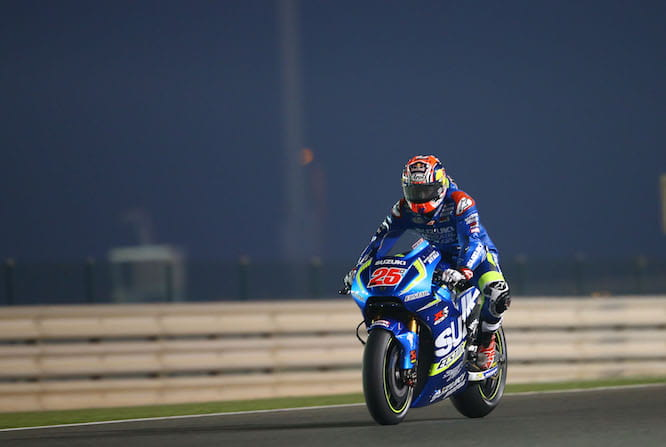 Vinales tops the times again