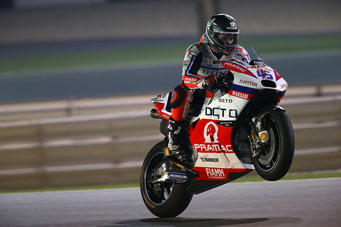 Scott Redding - second fastest in Qatar
