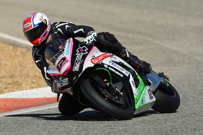 Mossey was fastest at Cartagena