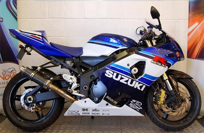 The Good: Suzuki GSX-R K5