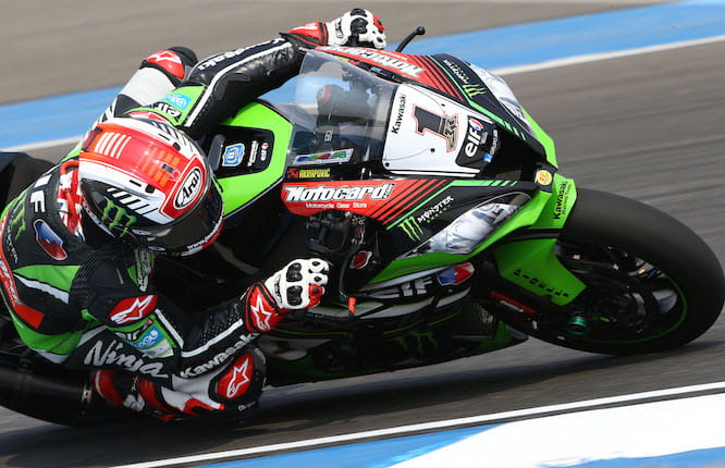 Rea has been unbeaten so far this year