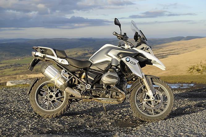 BMW R1200 GS - the reigning King