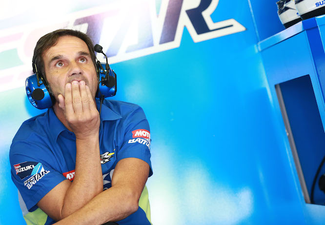 Brivio says they have only spoken to Zarco about testing