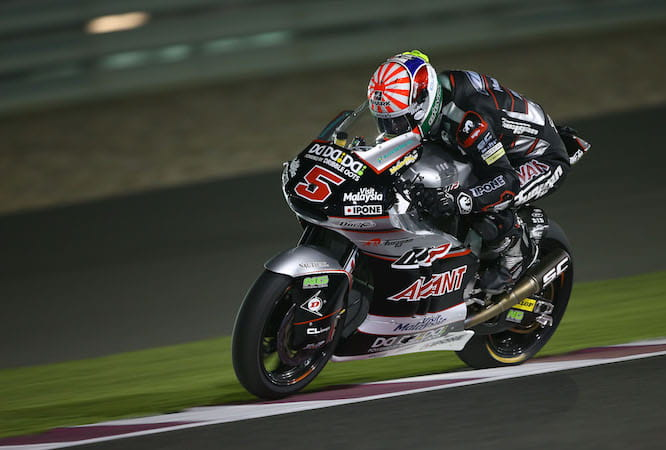 Zarco could test the Suzuki later this year