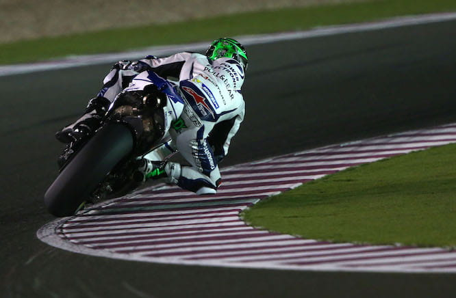 Laverty is aiming to stay with the other GP14.2s in the race