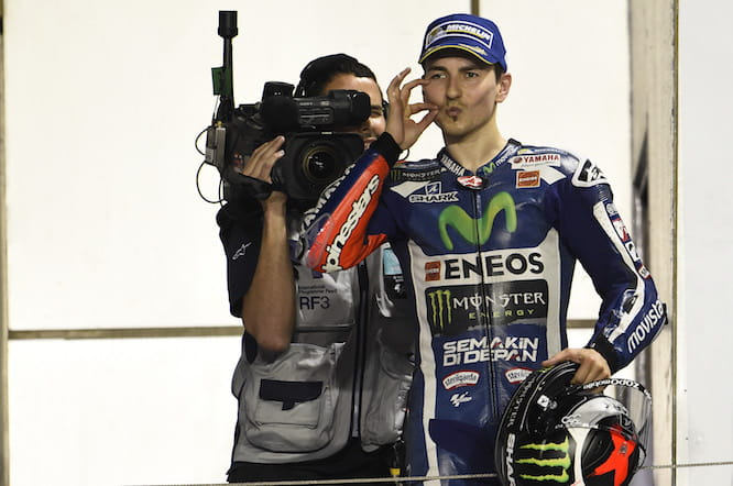 'A picture speaks a thousand words' - Lorenzo