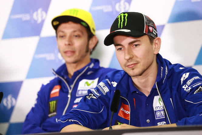 Lorenzo could move to Ducati next year