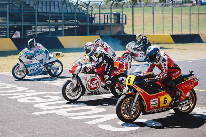 Magee, Spencer, Schwantz and Parrish