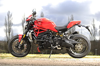 Ducati Monster 1200R, new for 2016
