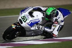 The younger Laverty brother races in MotoGP