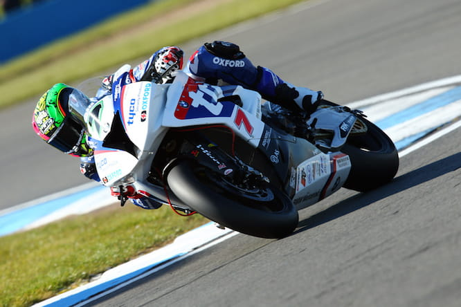 Michael Laverty could win early on
