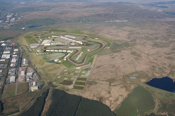 The Government have pulled Circuit of Wales support