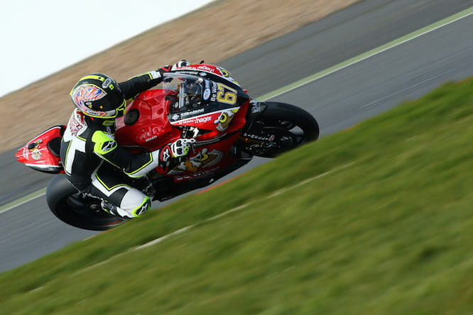 Shakey has experience of the one-lap format