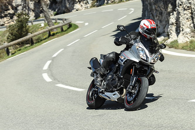 Triumph Tiger Sport (2016): First ride!